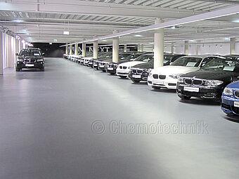 BMW GAZ Niederlassung, Hamburg