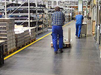 Siemens Fertigung, Erlangen