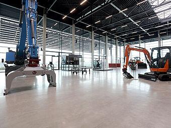 Kiesel GmbH, Stockstadt/Rhein