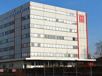 BLG Handelslogistik, Frankfurt