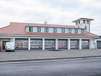 Feuerwehr, Großwallstadt