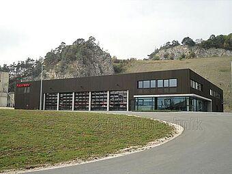 Feuerwehrgerätehaus, Blaustein