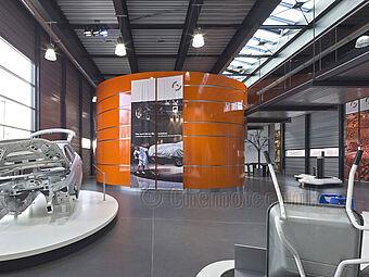 Salzgitter Flachstahl Besucherzentrum