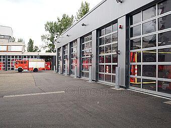 Feuerwehr, Baden-Baden