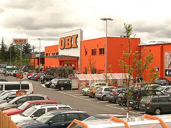 OBI Baumarkt, Weinheim