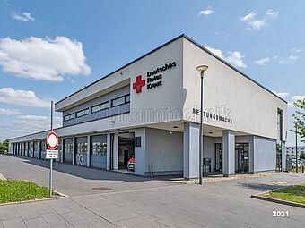 DRK Rettungswache, Bad Homburg