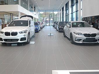BMW Autohaus Sperber GmbH & Co. KG, Bamberg