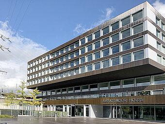 Ambassador House, Opfikon Schweiz