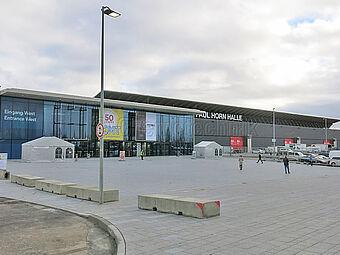 """Messe Stuttgart """"Paul-Horn-Halle"""", Stuttgart"""