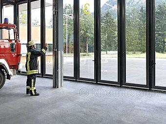 Feuerwehrhaus, Oberndorf