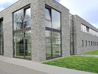 Friedrich-Paulsen-Schule, Neubau Mensa, Niebüll