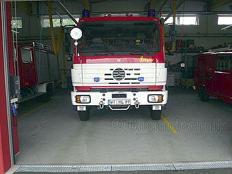 Feuerwehrgerätehaus, Murg-Niederhof