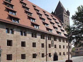 Jugendherberge Kaiserburg, Nürnberg