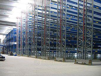 VW, Original Teile Logistik Zentrum Köln