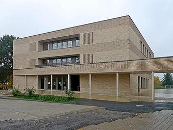 """Erweiterungsbau """"Pavillon Carl-Platz-Schule"""", Herzogenaurach"""