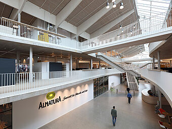 Alnatura Campus Darmstadt
