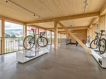Storck Bicycle Flagship Store, Wertheim