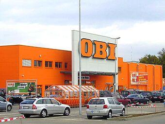 OBI Baumarkt, Forchheim