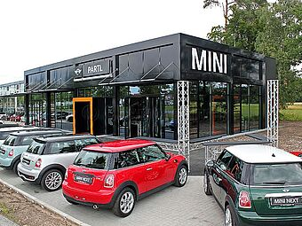 MINI Autohaus Partl Neumarkt/Oberpfalz