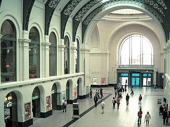Hauptbahnhof, Dresden