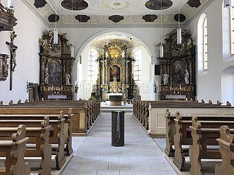 St. Vitus Kirche, Hirschaid