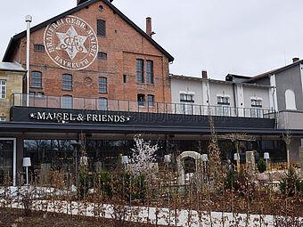 Maisel's Bier-Erlebnis-Welt – Bayreuther Braukunst