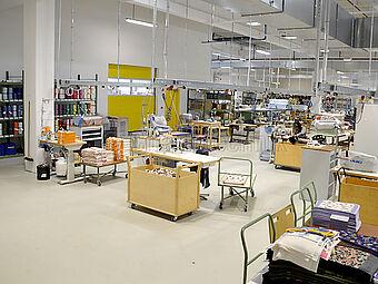 Feiler Produktions- GmbH & Co KG, Hohenberg